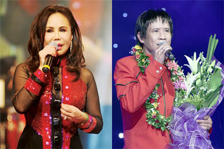 overseas singers, overseas artists, thanh tuyen, tuan vu, ban, perform, show