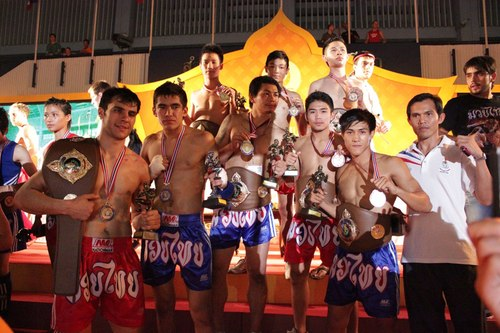 35 Vietnamese boxers to compete in World Muay Championship