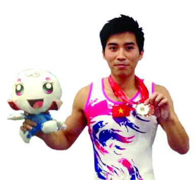France invites Vietnamese gymnast to Challenge Cup