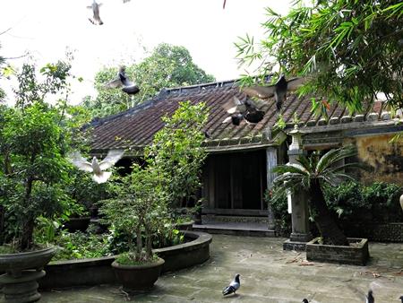 tuy loan, ancient house, da nang, tich thien duong