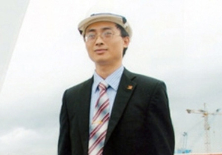 Vinashin, new general director, Vu Anh Tuan