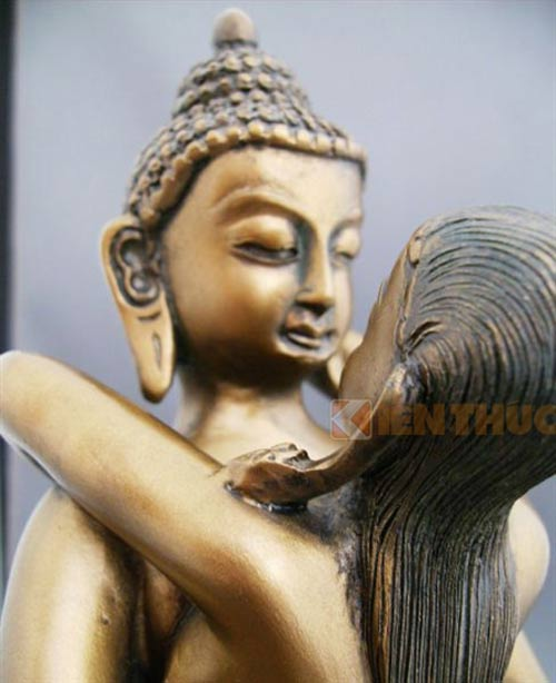Photos Exposing The Truth Of The Lust Buddha Statue