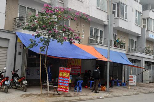 uninhabited house, ghost city, real estate, van phu, residential area, hanoi