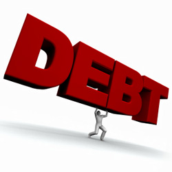 SOEs' bad debt a threat to public debt payment