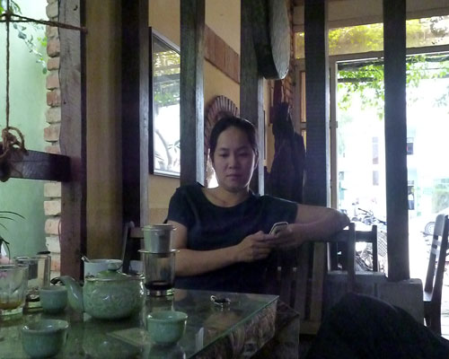 Vietnam, real coffee, market share, big guys, Vinacafe
