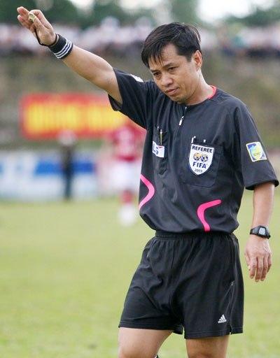 football referee, cheating, scandal, vff, vpf referee board