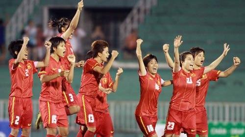 Vietnamese women's football ranks 30 in the world