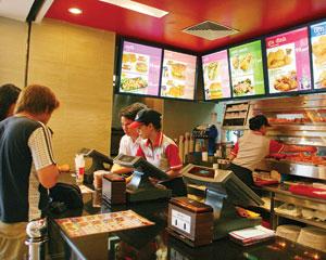 Vietnam, retail premises, real estate, fast food, Burger King