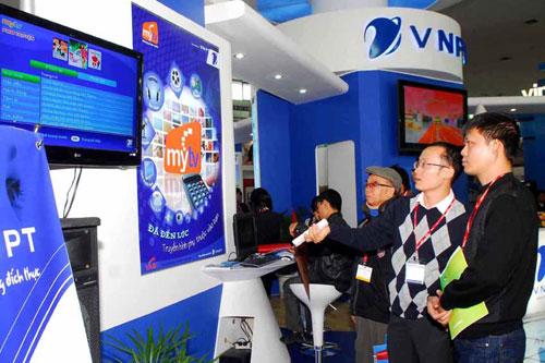 Vietnam, IPTV, VNPT, big guys, telecom, ADSL