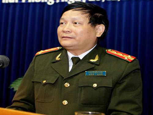 Deputy Director of Hai Phong City Police dismissed