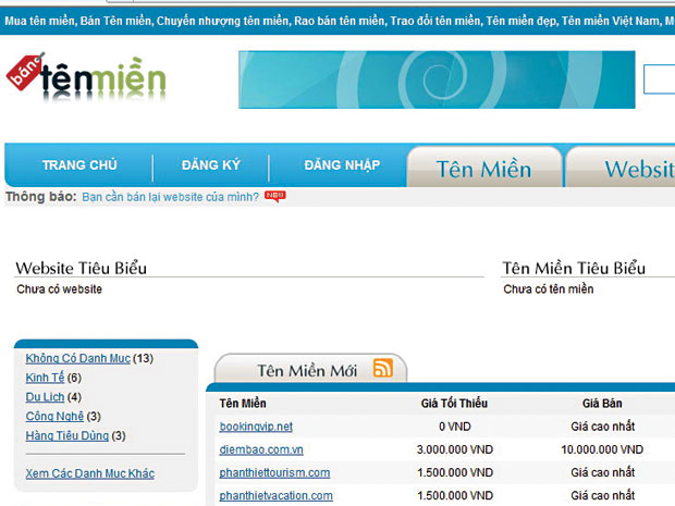 Vietnam, domain name, Nguyen Trong Khoa, VNNIC