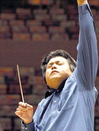 Tchaikovsky, Japanese, pianist Tran Thi Tam Ngoc, conductor Shinozaki Yasuo