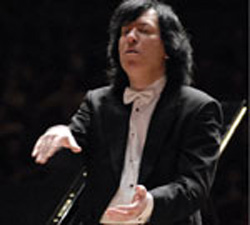 Two opera houses salute top violinist