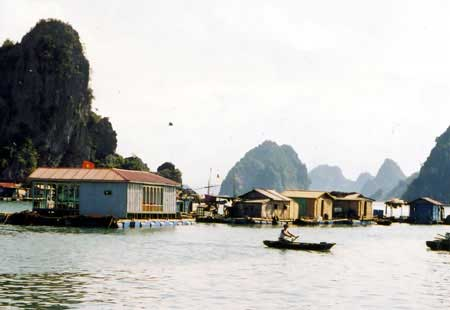 Quang Ninh, Van Don District , Ha Long Bay, Bai Tu Long Bay
