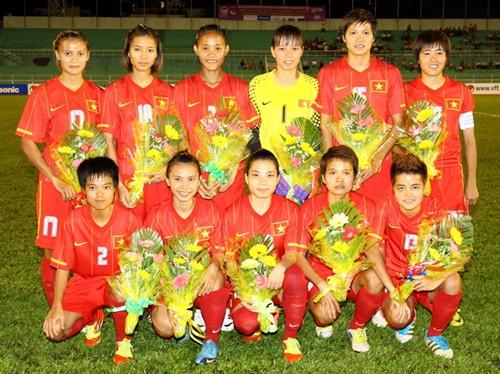 """Women's football team begins """"World Cup dream"""""""