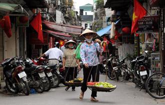 Abnormalities found in statistics about Vietnam's economy
