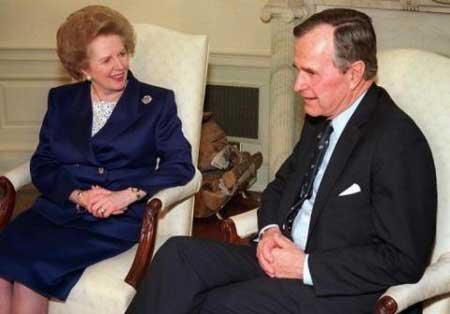 US ex-presidents among 2,000 invited to Thatcher funeral