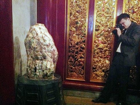 thuong temple, strange rock, phu tho, hung kings temple