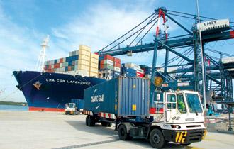 Vietnam, seaport system, development, Cai Mep - Thi Vai, port authorities