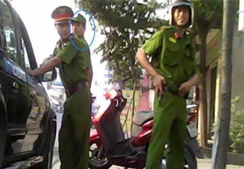 Dong Nai: Wanted man becomes police officer
