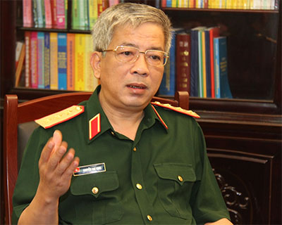 The outstanding feature of the Vietnamese defense policy