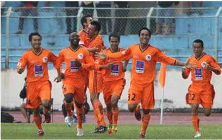 SHB Da Nang edge Ayeyawady United 3-2