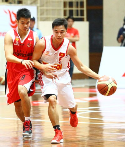 Saigon Heat, basketball, southeast asian, tournament