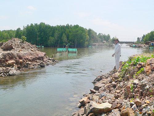 Kien Luong (Kien Giang) Vietnam  city photos gallery : VietNamNet Bridge – In Kien Luong district of Kien Giang province ...