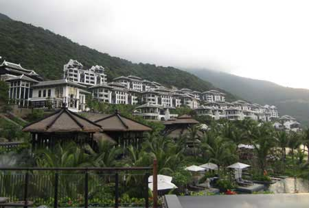 Luxurious Son Tra mountainside resort offers taste of the high life