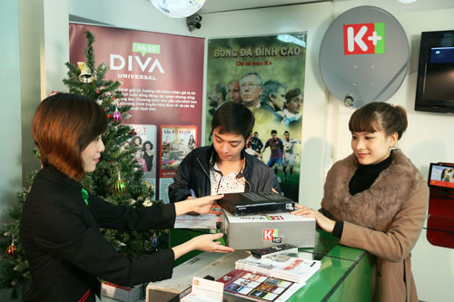 Vietnam, digital content, TV, broadcasters, set top box, plan