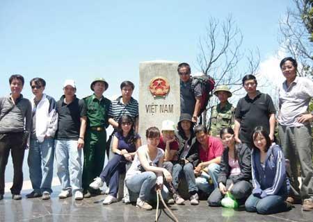 Viet Nam's borders, A Pa Chai border, Dien Bien, Quang Ninh, Ha Giang