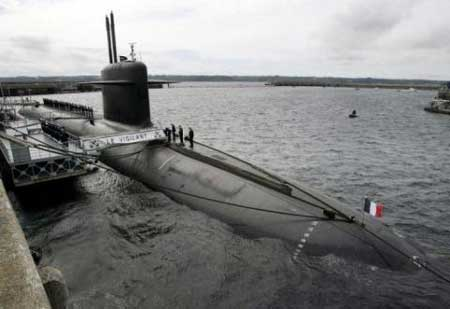 French M51 ballistic missile self-destructs in failed test