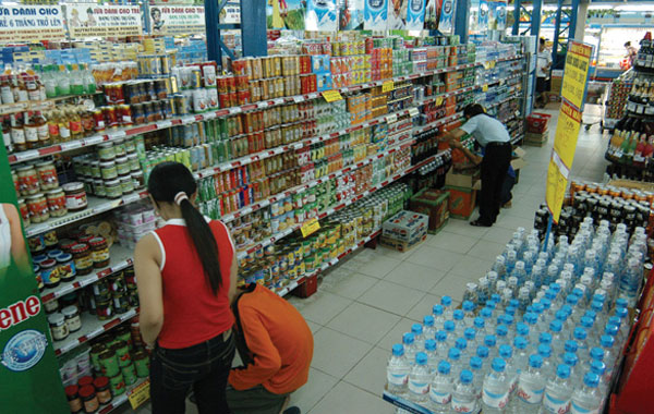In economic crisis, food industry still can grow strongly