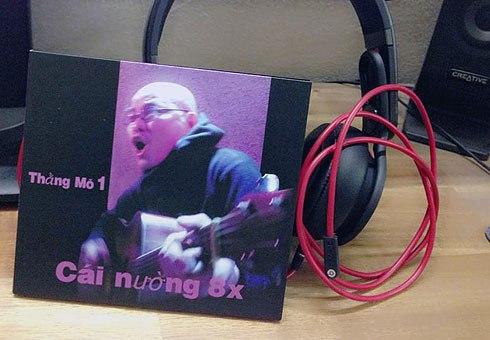 ngoc dai, album, CD, thang mo, licence