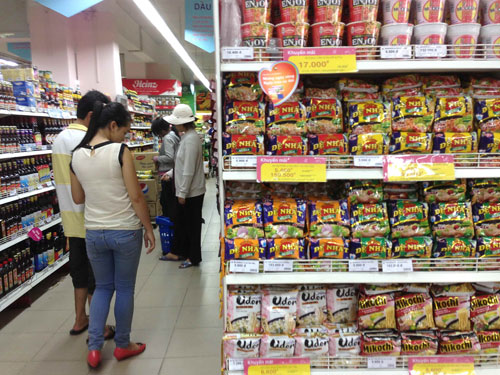 The instant noodle war