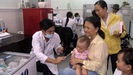 Tetanus, Viet Nam, United Nations, Tetanus Elimination