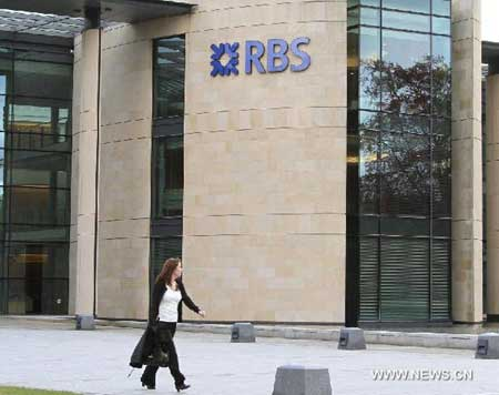 RBS announces 1,400 job cuts over next two years