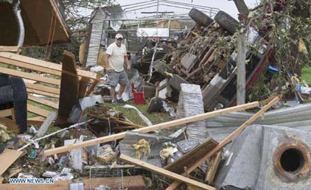 Death toll from tornado hitting U.S. Oklahoma city rises to 37