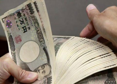 Japan kept its position as the world's largest creditor nation for the 22nd straight year in 2012, government data showed Tuesday, as the dollar's gains helped inflate the value of overseas assets.