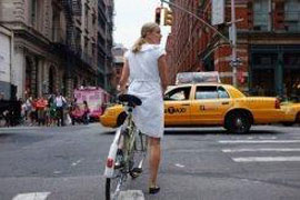 New York City launches bike share service