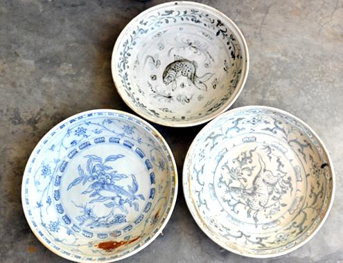 chu dau ceramic, antique, shipwreck, wreck, hoi an, cu lao cham, salvage