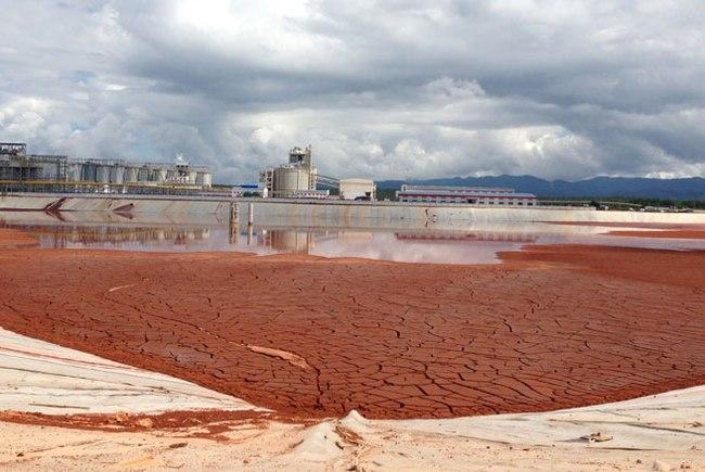 bauxite, tan rai, central highlands