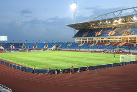 VFF faces troubles in hiring stadium for Vietnam-Arsenal friendly