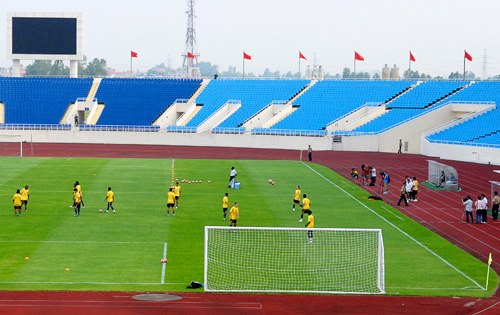 My Dinh stadium rent for Arsenal-VN friendly match still unclear