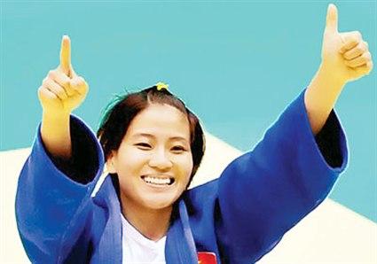 Martial artist Van Ngoc Tu.