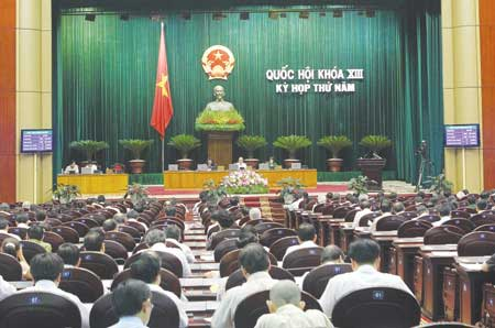 Day of action as fifth session of the National Assembly closes in Ha Noi