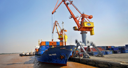 port, seaport, hai phong, vietnam, investment
