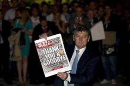 News Corp, Murdoch open new post-breakup chapter