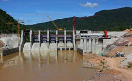 Hydro-power projects, local industrial growth