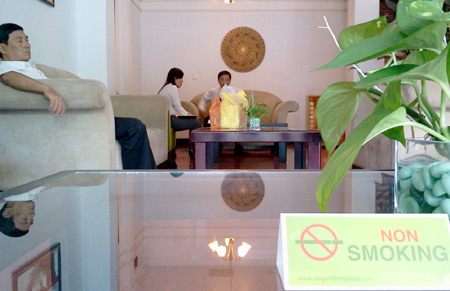 non smoking, smoking ban, saigon, smoker, tobacco